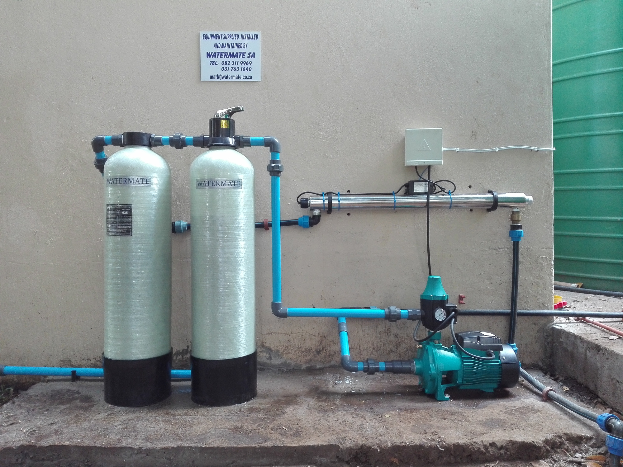 Watermate Water Filtration Sepcialists